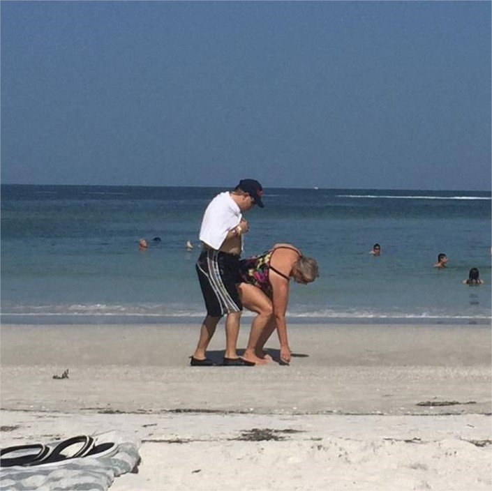 Crazy couples doing private things in public7