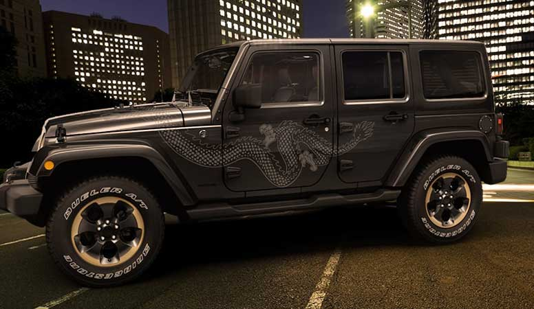 Jeep Wrangler In Nepal >> Top 10 Most Expensive Jeep Cars In The World 2018