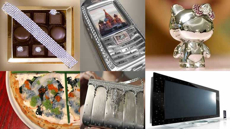 11 Most Expensive Useless Things Arround The World