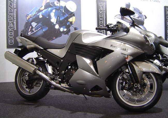 Kawasaki-Ninja-ZZR-1400