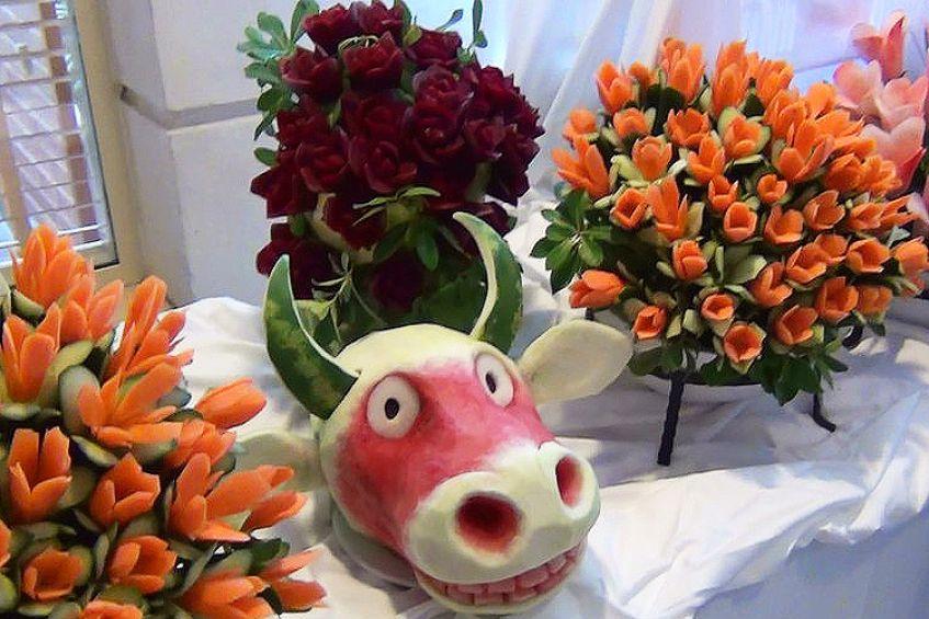 The 10 funniest buffet decorations for Dekoideen sideboard