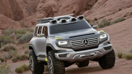New Mercedes G-Class comes in 2018