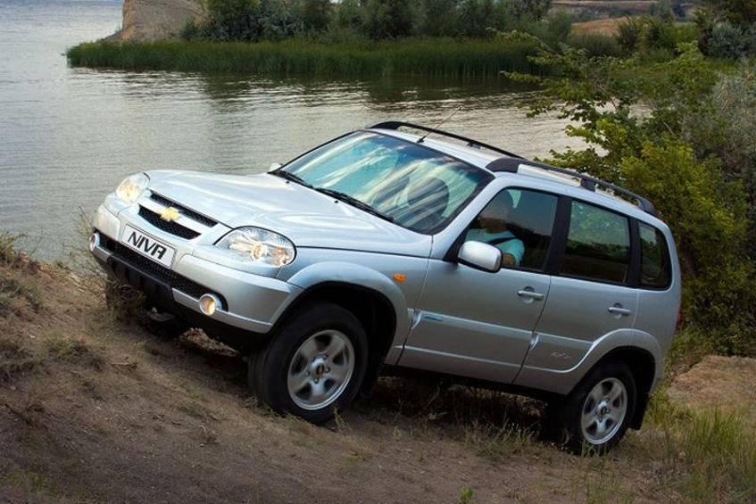 The Chevrolet Niva