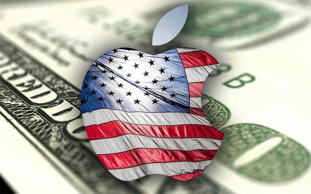 apple america