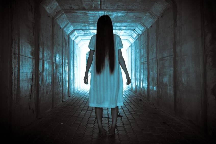 amara Morgan from the horror movie