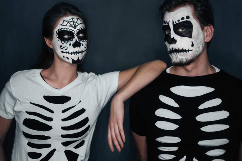 the self-made skeleton