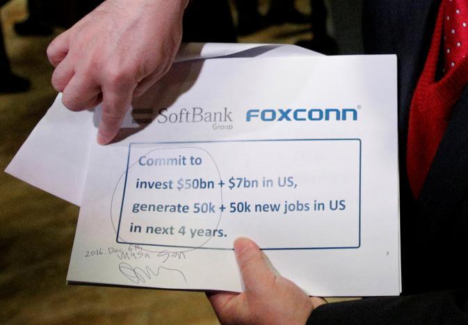 Softbank New York