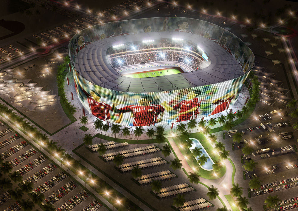 10 facts about the Desert World Cup 2022 in Qatar