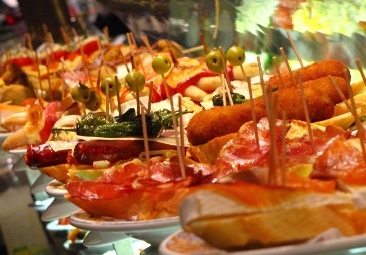 The Spanish gastronomy