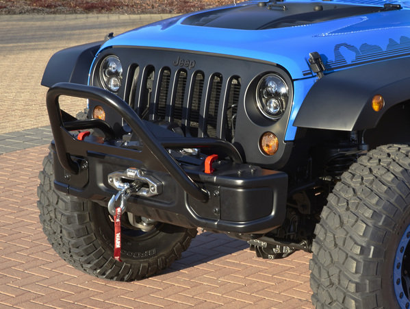 jeep wrangler suspension lift kit
