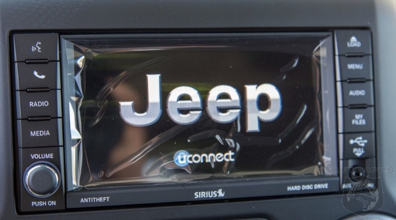 jeep wrangler uconnect