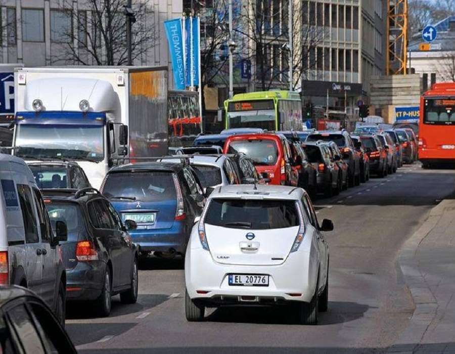 Environmental traces against impending driving bans