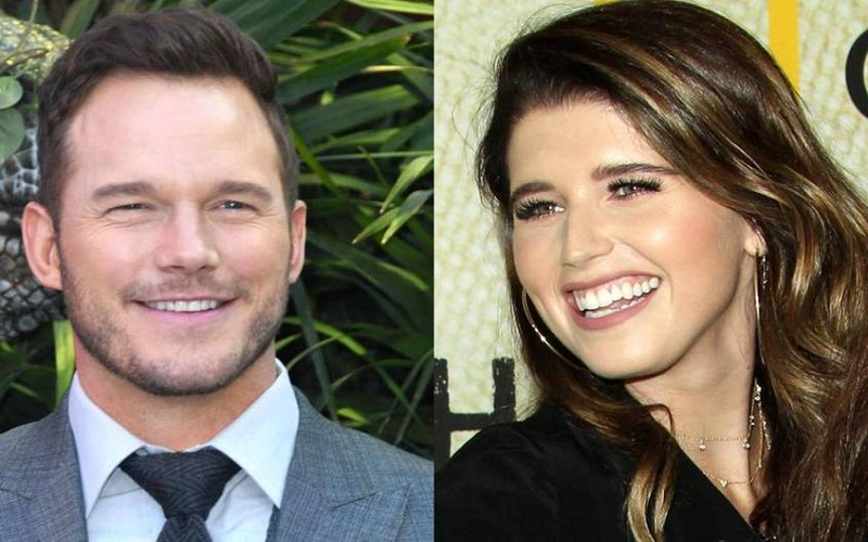 Chris Pratt: Lightning engagement with Katherine Schwarzenegger