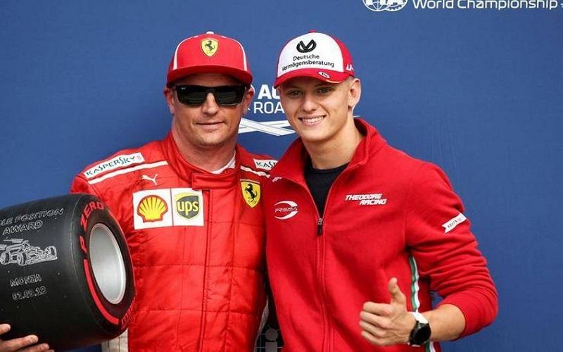 Mick Schumacher in the Ferrari squad?