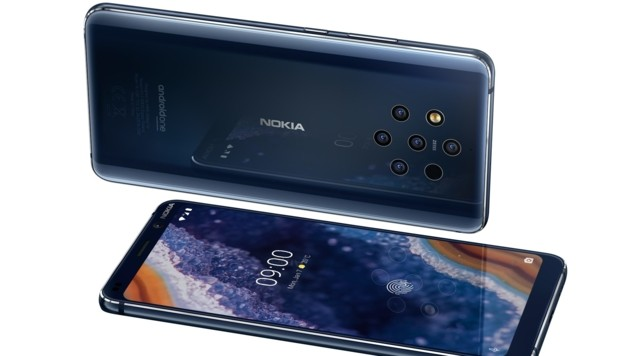 HMD Global shows Nokia 9 PureView with five cameras