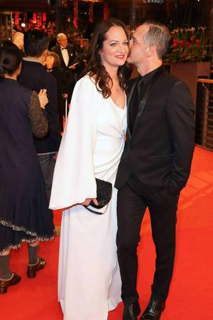 Turtelnd at the Berlinale opening