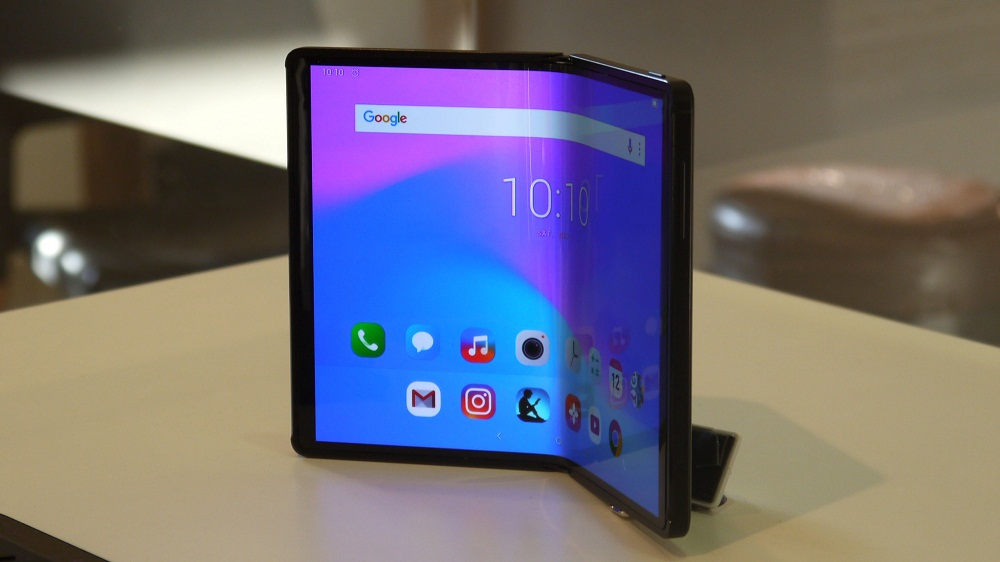 New luxury devices- The innovation folding display brings several problems