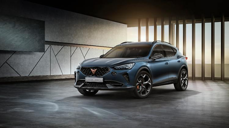 Cupra Formentor - a SUV coupe at its best