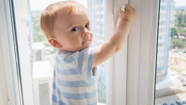 Secure the windows now for your little kids!