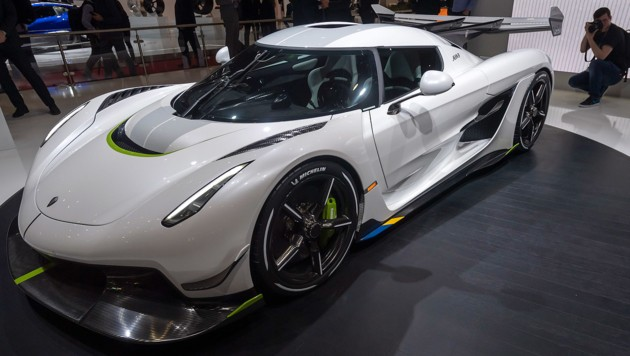 Koenigsegg Jesko: The first to make 480 km / h?