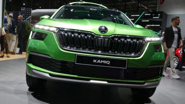 Skoda Kamiq: Yeti's successor can do anything except ...