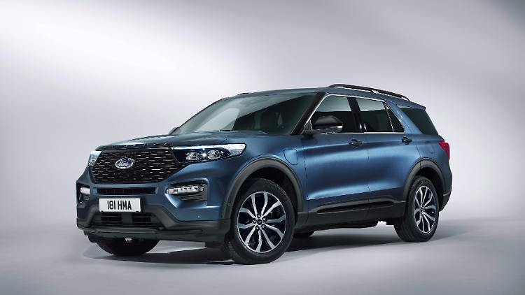 Ford brings back the Explorer