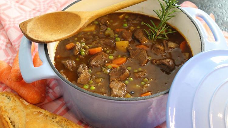 Irish Stew - The One Pot Firecracker from Ireland