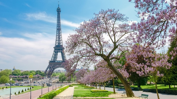 Seven tips for the beginning of spring in Paris
